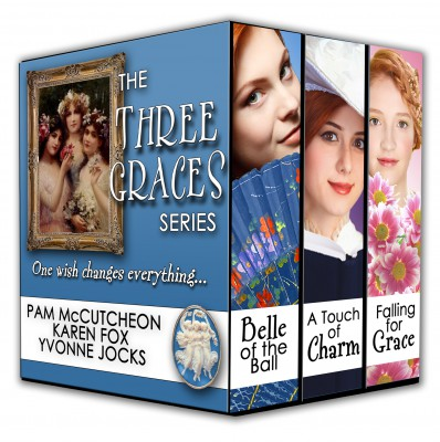 Three Graces Series Boxed Set